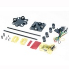 CC3D Combo Atom NANO CC3D Flight Control for FPV QAV 250 FPV - Black