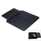 Aoluguya Qi Wireless Charger Transmitter w/ Mouse Pad for IPHONE / Samsung / LG + More - Black