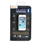 Cwxuan 0.26mm 2.5D Privacy Anti-Spy Tempered Glass Mirror Screen Protector Guard for LG G3 - Black