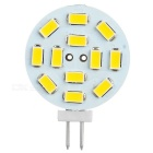 G4 4W LED Module Warm White Light 3200K 270lm 12-SMD 5730 (5PCS)