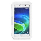 Protective Touch-Screen IP68 Waterproof Case for Samsung Galaxy Note 5 - White