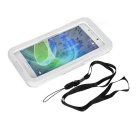 ouch-Screen IP68 Waterproof Case for Samsung Galaxy Note 5 - White