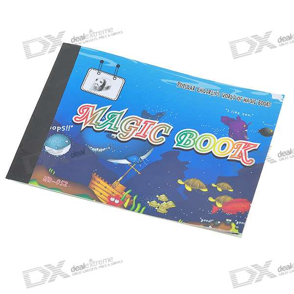 Party Magic Trick Toy - Magic Book (Assorted)