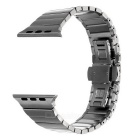 Chained Wrist Watch Band w/ Attachments for Apple Watch 42mm - Silver
