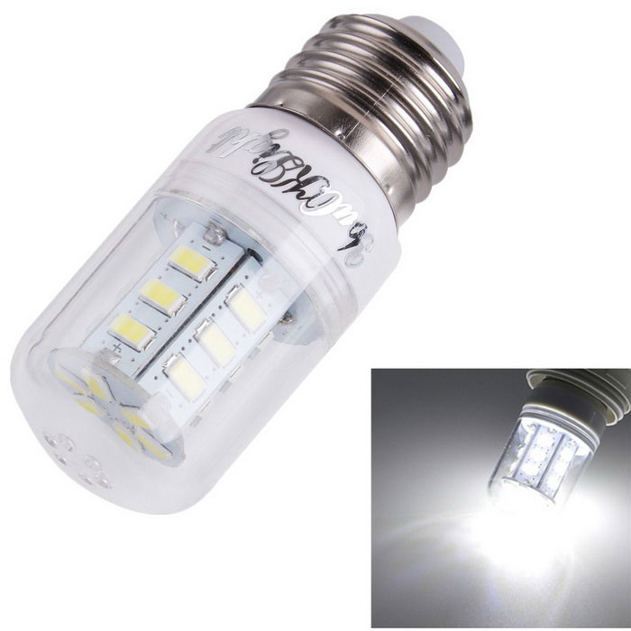 YouOKLight YK1150 E27 5W LED Corn Light Bulb Cold White 480lm 24-SMD
