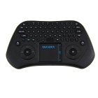 Measy GP800 2.4GHz Wireless Mouse Touchpad Handheld Keyboard - Black