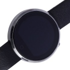 "1.22"" IPS Smart Bluetooth Watch w/ Heart Rate Monitor- Silver"