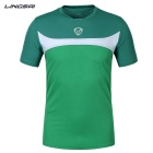Ling Sai LS09 Men's Short-Sleeved T-Shirt - Green (XXXL)
