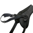 Neck Shoulder Nylon Camera Strap Single Shoulder Sling - Black