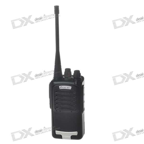 Rechargeable 5W 400-470MHz 16-Channel Two-way Radio Walkie Talkies