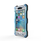 R-JUST Waterproof Full Case for IPHONE 6 PLUS/6S PLUS - Blue + Silver