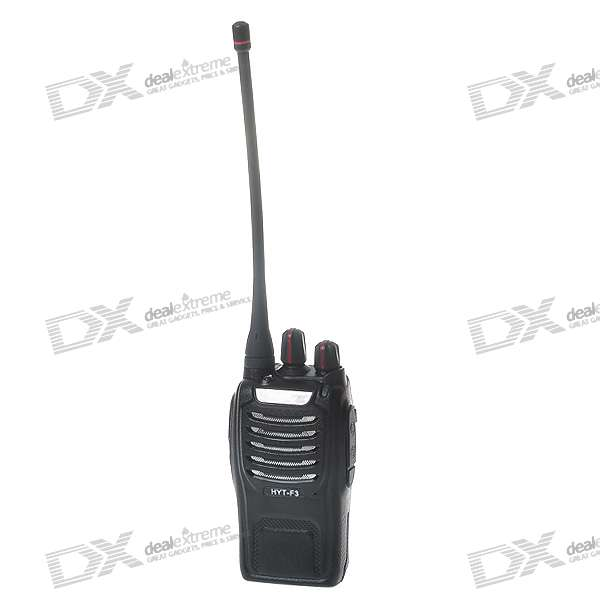 Rechargeable 5W 440-480MHz 16-Channel Walkie Talkies