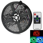 JRLED Waterproof 72W LED Light Strip RGB 7000lm SMD 5050 w/ 10-Key RGB LED Controller (5M / 12V)