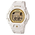 Genuine Casio Baby-G BLX-100-7BER Digital Watch - White