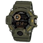 Genuine Casio G-Shock Rangeman GW-9400-3CR Triple Sensor Digital Watch - Green
