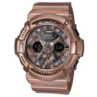 Genuine Casio G-Shock GA-200GD-9BCR Multi-dimensional Analog-Digital Watch - Rose Gold