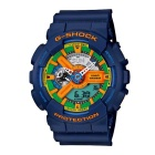 Genuine Casio G-Shock GA-110FC-2ADR Magnetic Resistance, Analog-Digital Watch - Blue