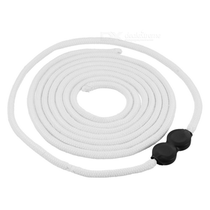 Magic Props Rope Through Body Magic Tricks - White