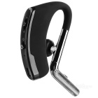 Universal Bluetooth 4.1 Ear-Hook Unilateral Headset w/ Mic. - Black