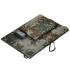 7W 5V 1.6A Solar Power Panel w / USB 2.0 - Camouflage