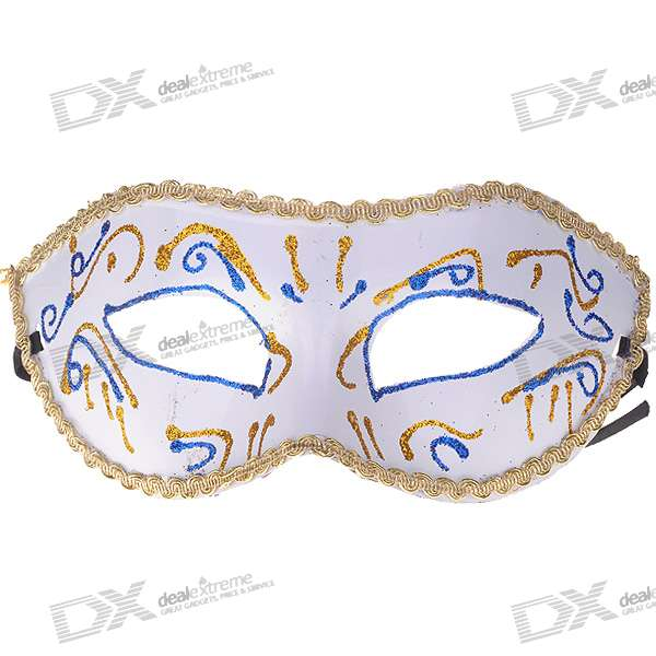 цены Stylish Plastic Eye Mask (Color Assorted)