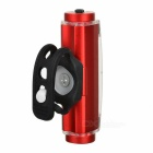 Aluminium Alloy Red Light 16-LED 3-Mode Safrty Bike Tail Lamp - Red