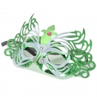 Crown Style Plastic Eye Mask (Color Assorted)
