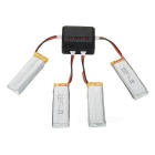 X4A-A07 450mAh Battery + 1-to-4 Charger + TOL Adapter + Charge Adapter + Data Cable