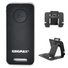 KINGMAX KBS-01 Selfie Remote Control w/ Folding Holder - Black