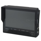 "ZnDiy-BRY 4.3"" TFT LCD Monitor CCTV Security Camera Tester - Black"
