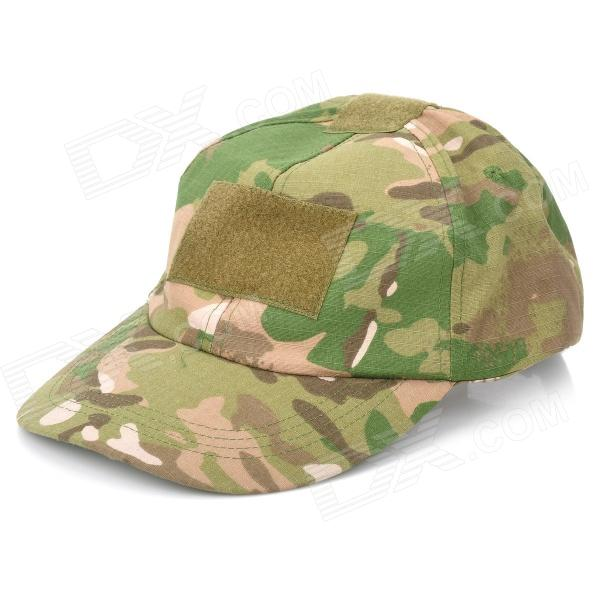 Military Style Baseball Cap - Color Assorted