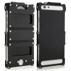 ARMOR KING Sport Protective Two-Window Aluminum Alloy Full Body Case for IPHONE 6 PLUS - Black