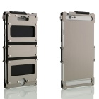 ARMOR KING Sport Protective Two-Window Aluminum Alloy Full Body Case for IPHONE 6 - Silver