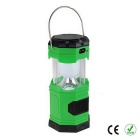 KLX-Y02 Solar Powered Rechargeable 6-LED Camping Lantern Light