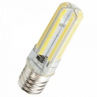 E17 7W dimmable 3000K luz blanca caliente del bulbo del maíz LED 152-SMD (5PCS)