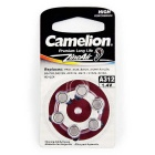 Camelion Zinc Air Hearing Aid Button Cell Size A312 (6 PCS)