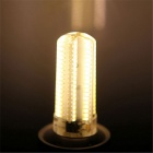 Dimmable G4 7W 152-SMD 3000K Warm White Light LED Corn Bulb (5PCS)