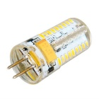 G4 5W LED Corn LED Bulb Light Warm White 72-SMD 450lm 3000K (12~24V )