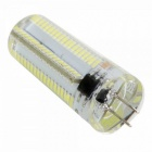 Dimmer G4 7W 152-3014 SMD 840lm Cool White LED Corn Bulb (220V, 5PCS)