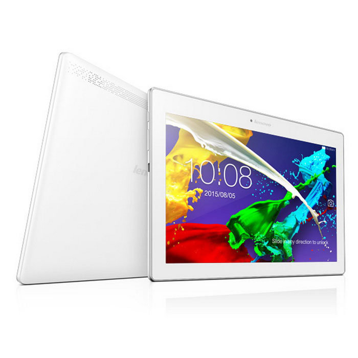 "Lenovo TAB 2 A10-70 10.1"" Tablet PC con 2GB RAM, ROM de 16GB - blanco"