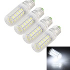 Youoklight YK1153 E27 7W LED bombillas de maíz blanco fresco 700lm (4PCS)