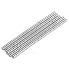 2*1mm Round Strong NdFeB Magnet - Silver (200PCS)