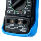 Bside Mas838 2000 Counts Small Handheld Digital Multimeter