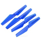 Main Blade Propeller Spare Parts for Syma X5C - Blue (4pcs)
