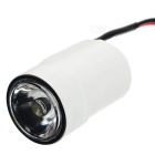 3W White JST Female Connector LED Night Light for Multicopter - White