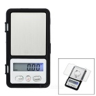 "KL-33 1.1"" LCD Pocket Digital Jewelry Balance Scale (200g / 0.01g)"