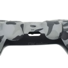 ABS Case Whole Set for PS4 Wireless Game Controller - Grey Camouflage