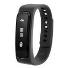 Bluetooth V4.0 Smart Bracelet w/ Pedometer /  Sleep Monitor / Alarm Clock / Calories Data - Black