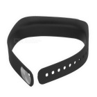 Bluetooth V4.0 Smart Bracelet w/ Sleep Monitor, Calories Data - Black