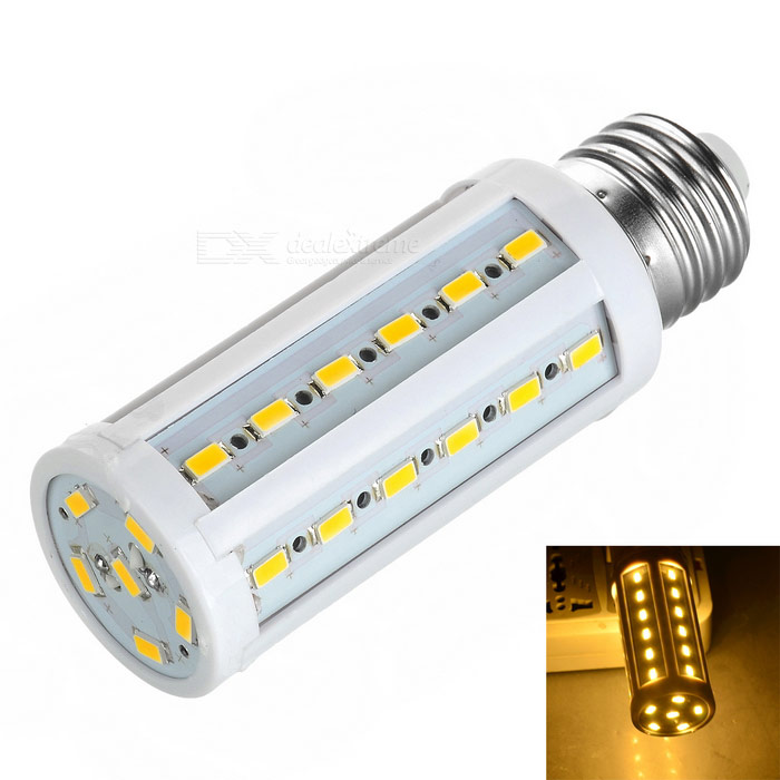 E27 8W 400lm 3000K 42-5730 SMD Warm White Light Lamp (AC 220V)